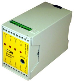 IC-BTD4, Детектор отбоя (4 канала, разрыв/переполюсовка линии, внешнее питание)
