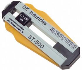 OK-ST-500, OK ST-500 - прецизионный стриппер для провода 0,25 - 0,8 мм
