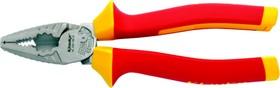 KL020180IS Комбинированные пассатижи L=180 мм с изол. рукоятками (VDE до 1000В)