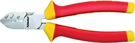 KL042190IS, Бокорезы с выемками на режущей кромке, 190мм