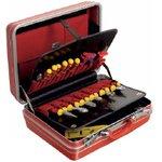 KL880B26IS, Набор из 26 инструментов в чемодане VDE DIN EN 60901