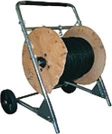 KM-107271, Katimex тележка для транспортировки\размотки кабельных барабанов