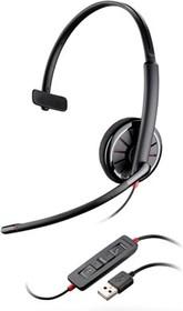 PL-C310, BlackWire C310 (PL-С310),проводная гарнитура,USB