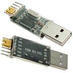 Фото 2/2 CH340 MODULE, Преобразователь USB-SERIAL