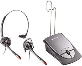 PL-S12 A , S12, гарнитура телефонная с адаптером