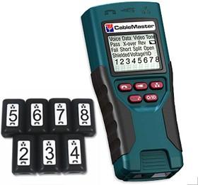 PS-PD_CM450 + TT208, Набор из кабельного тестера CableMaster 450 и TT208