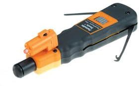Фото 1/2 PT-3596, Ударный инструмент SurePunch Pro PDT с лезвием 110 с фонариком