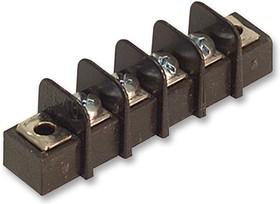 38711-2202, Клеммная колодка с перегородкой, 9.53 мм, 1 Ряд, 2 вывод(-ов), 22 AWG, 14 AWG, 15 А