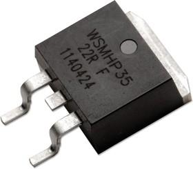 Фото 1/2 IRF9Z24NSTRLPBF, МОП-транзистор, P Канал, -12 А, -55 В, 0.175 Ом, -10 В, -4 В