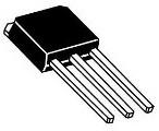 IRFU9010PBF, Trans MOSFET P-CH 50V 5.3A 3-Pin(3+Tab) IPAK
