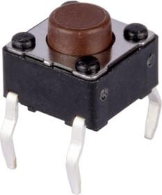 Фото 1/3 TS62N (SDTX-620-N), Переключатель тактовый h=5 мм