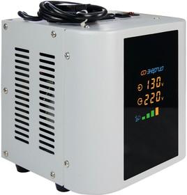 Фото 1/9 Стабилизатор напряжения Энергия Hibrid 1000 (навесной)
