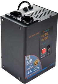 Фото 1/9 Стабилизатор напряжения Энергия Voltron 2000 с повышенной точностью