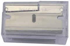 ST-0-28-510, Лезвие 40 мм для скребка 28-500, 10 шт