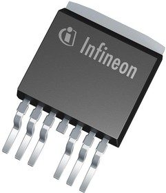 Фото 1/2 AUIRFSA8409-7P, Силовой МОП-транзистор, N Канал, 40 В, 360 А, 500 мкОм, TO-263 (D2PAK), Surface Mount