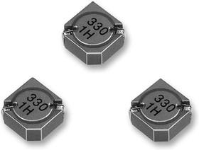 Фото 1/2 ELL8TP100MB, Силовой Индуктор (SMD), 10 мкГн, 3 А, Экранированный, 3 А, Серия ELL-8TP, 8мм x 8мм x 5мм