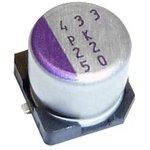 25SVPK82M, Polymer Aluminium Electrolytic Capacitor, 82 мкФ ...