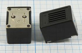 Излучатель звука механический с генератором 1~2В, 23x16x15мм и непрерывным звуком 0.4кГц, згм 23x16x15\ 1,5\\0,4\2P7,6\ VSMB2315P\VOISE