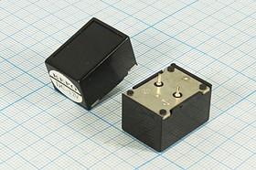 Фото 1/2 Излучатель звука механический со встроенным генератором 9~15В, 23x16x15мм и непрерывным звуком 0.4кГц, згм 23x16x15\12\\0,4\ 2P7,6\KPMB-2212