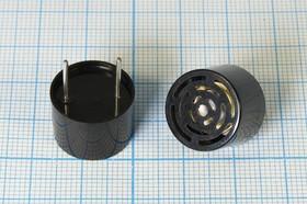 Ультразвуковой пластмассовый передатчик 25кГц, 16x12мм с круговой диаграммой направленности 60град, Tr уп 16x12\\25\2P10\ VS-P1625H12T\VO