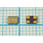 Кварц 13.56МГц в корпусе SMD 3.2x2.5мм, нагрузка 20пФ, 13560 \SMD03225C4\20\ 10\ ...
