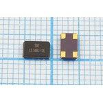 Кварц 13.56МГц в корпусе SMD 5x3.2мм с четырьмя выводами, нагрузка 12пФ ...