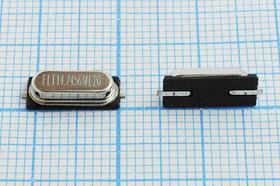 кварцевый резонатор 14.7456МГц в корпусе HC49SMD, нагрузка 20пФ, 14745,6 \SMD49S3\20\ 20\ 20/-20~70C\HC-49SMB\1Г