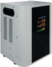 Фото 1/9 Стабилизатор напряжения Энергия Hybrid 3000 (навесной)