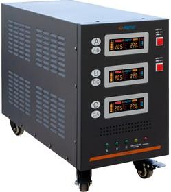 Фото 1/9 Стабилизатор напряжения трехфазный Энергия Hybrid 9000 II поколения