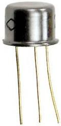 КТ506Б (2N3439), Транзистор NPN, среднечастотный, большой мощности, TO-39 (КТ-2)