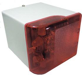 Сирена светозвуковая, антивандальная 105x87x79 мм, (9~26)В свзвук згс105x 87x79\ 9~26\95/1м\ СНЕГИРЬ-1\АВРОРА