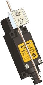 MTB4-LZ8107 (AE-8107), Выключатель концевой, 6 A NO+NC, IP65, шток поворотный регулируемый