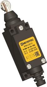 MTB4-LZ8112 (AE-8112), Выключатель концевой, 6 A NO+NC, IP65, ролик горизонтальный нажимной
