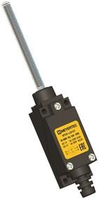 MTB4-LZ8167, Выключатель концевой, 6 A NO+NC, IP65, пружинный на отклонение