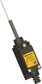 MTB4-LZ8169, Выключатель концевой, 6 A NO+NC, IP65, пружинный с утоньшением на отклонение