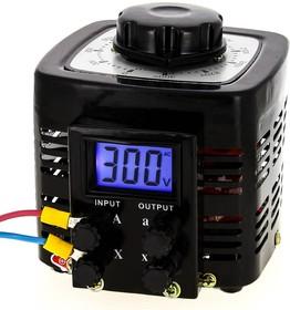 ЛАТР SUNTEK 500ВА диапазон 0-300 Вольт (2A), Автотрансформатор