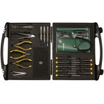 2280 TRENDY, Набор антистатических инструментов 18 предметов