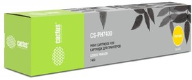 Картридж CACTUS CS-PH7400 черный