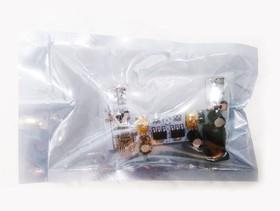 Фото 1/3 Модуль питания беспаечной макетной платы (micro USB)