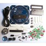 NM8017, Электронные часы на светодиодах с будильником и датчиком температуры