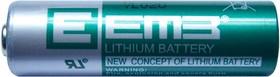 CR14505BL (А316/LR06/AA), Элемент питания литиевый 1800mAh, 14.5х50.5(1шт) 3В