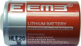 Фото 1/2 ER14250M 1/2AA(А316/LR06), Элемент питания литиевый 750 mAh, 14.5х25.2(1шт) 3.6В, высокотоковый