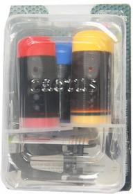 Заправочный комплект CACTUS CS-RK-CC656, для HP, 30мл, многоцветный