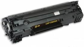 Картридж CACTUS CSP-CB435A PREMIUM, черный