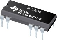 DCP020509P, Компактный, изолированный, нерегулируемый DC/DC преобразователь, 2Вт