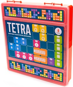 Фото 1/4 Образовательный набор Tetra, Набор для обучения детей прикладному программированию на основе визуального языка Scratch