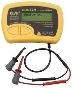 LCR40, Тестер анализатор пассивных компонентов