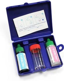 PTK08BU, Набор для определения жесткости воды (экспресс-тест)