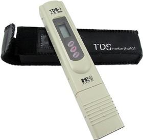 TDS Meter 3, Измеритель качества воды (TDS метр/солемер) с термометром