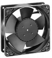4184NH, DC Fan Axial Ball Bearing 24V 12V to 28V 133.6CFM 56dB 119 X 119 X 38mm